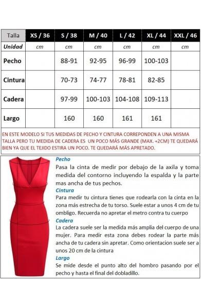 Vestido Largo KHAM 1