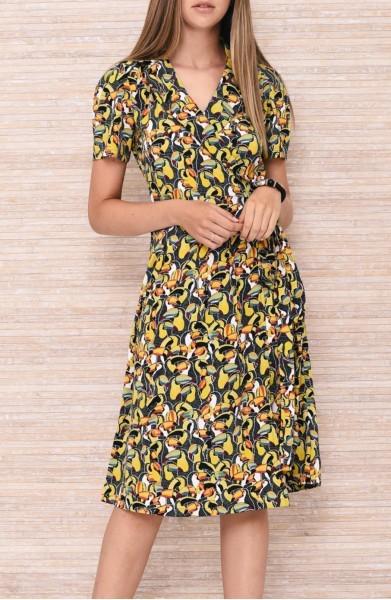 Vestido Corto MUSA 1