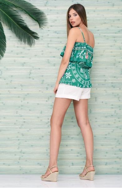 Vestido Largo SALY 4